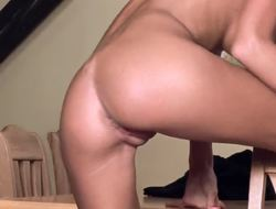 That unforgettable girl brings her sex toy and bangs that marvellous hot immense cave on internet. Nessa Devil is a European whore with a fucking flawless body and really beautiful face!